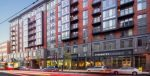 Rental apartments and street-level retail space developed in the heart of the District of Columbia's fast-growing H Street Corridor.